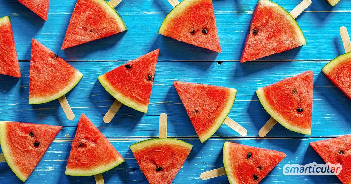 Leichtes essen im sommer