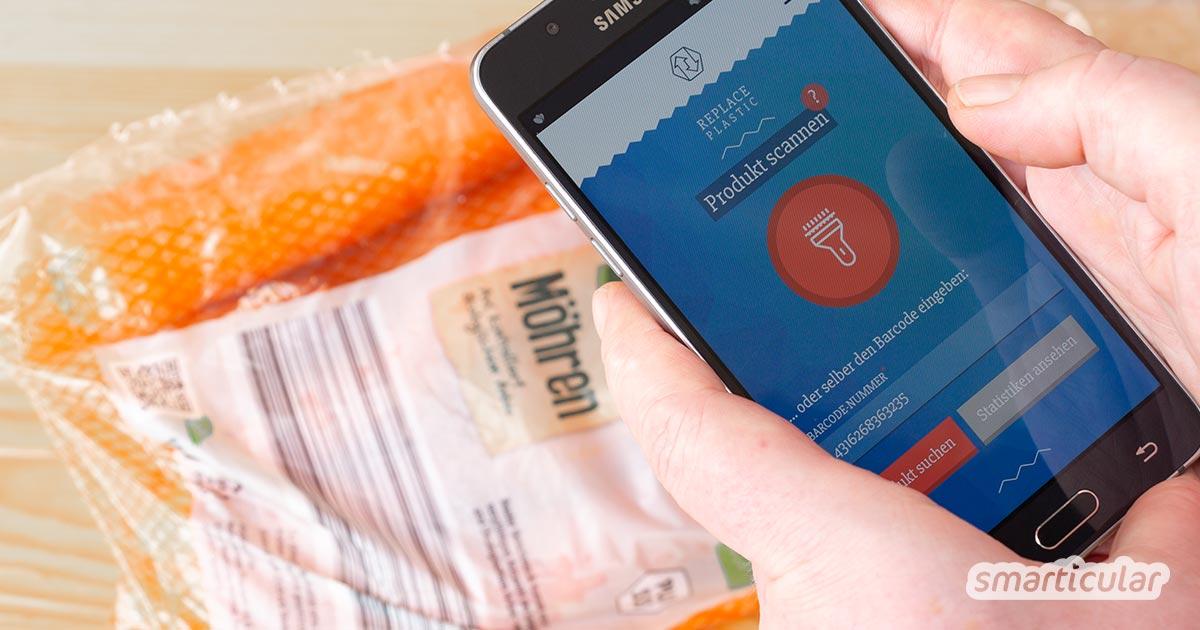 Nachhaltigkeits-Apps bieten dir viele Informationen für einen nachhaltigen Alltag - und Mitmachen ist in vielen Fällen nicht nur erlaubt, sondern gewünscht!
