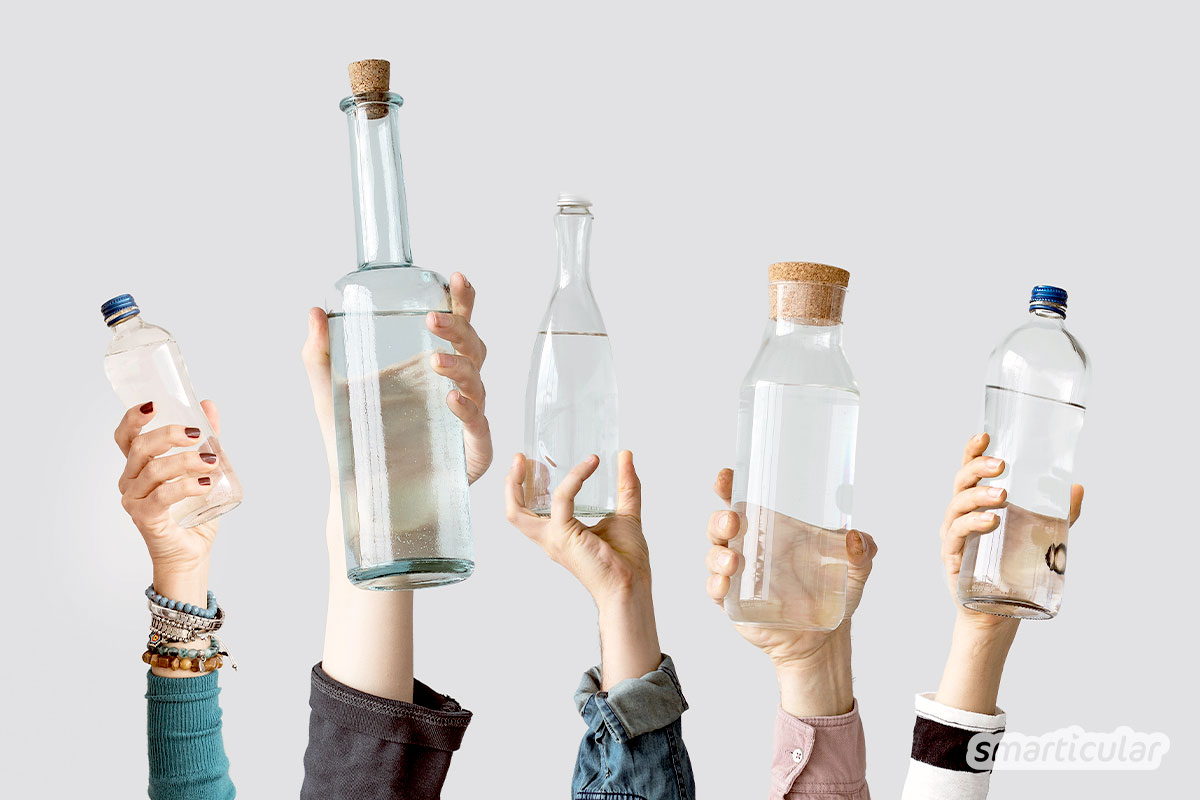 Zero Waste muss nicht teuer sein. Statt viel Geld für nachhaltige Produkte auszugeben, kann man preiswerte Dinge nutzen, die man ohnehin schon zu Hause hat.