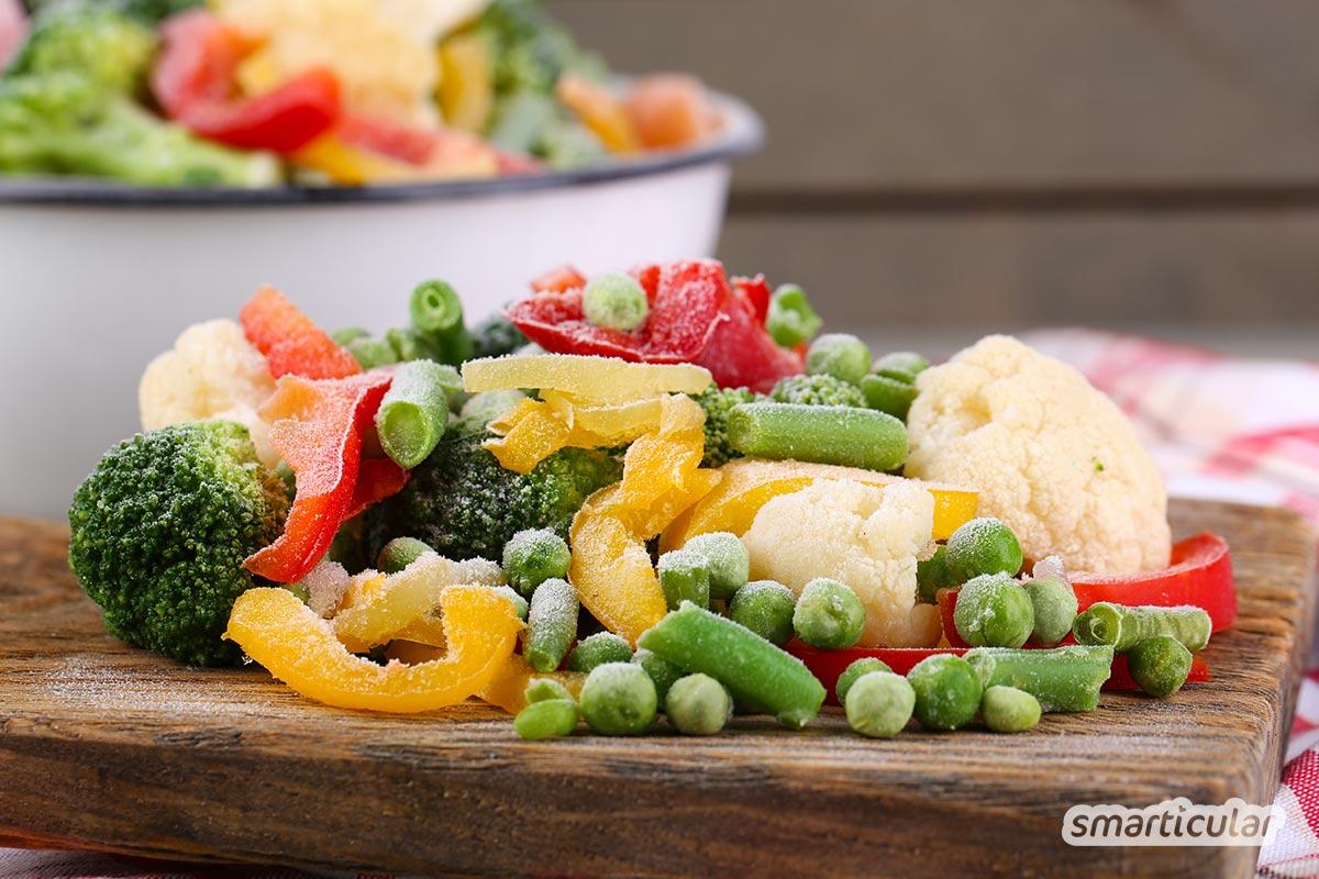 Ein bunter Eintopf eignet sich ideal zur Resteverwertung von Gemüse, Nudeln, Linsen und mehr. Mit diesem Grundrezept verwandelst du Übriggebliebenes in ein köstliches Resteessen.