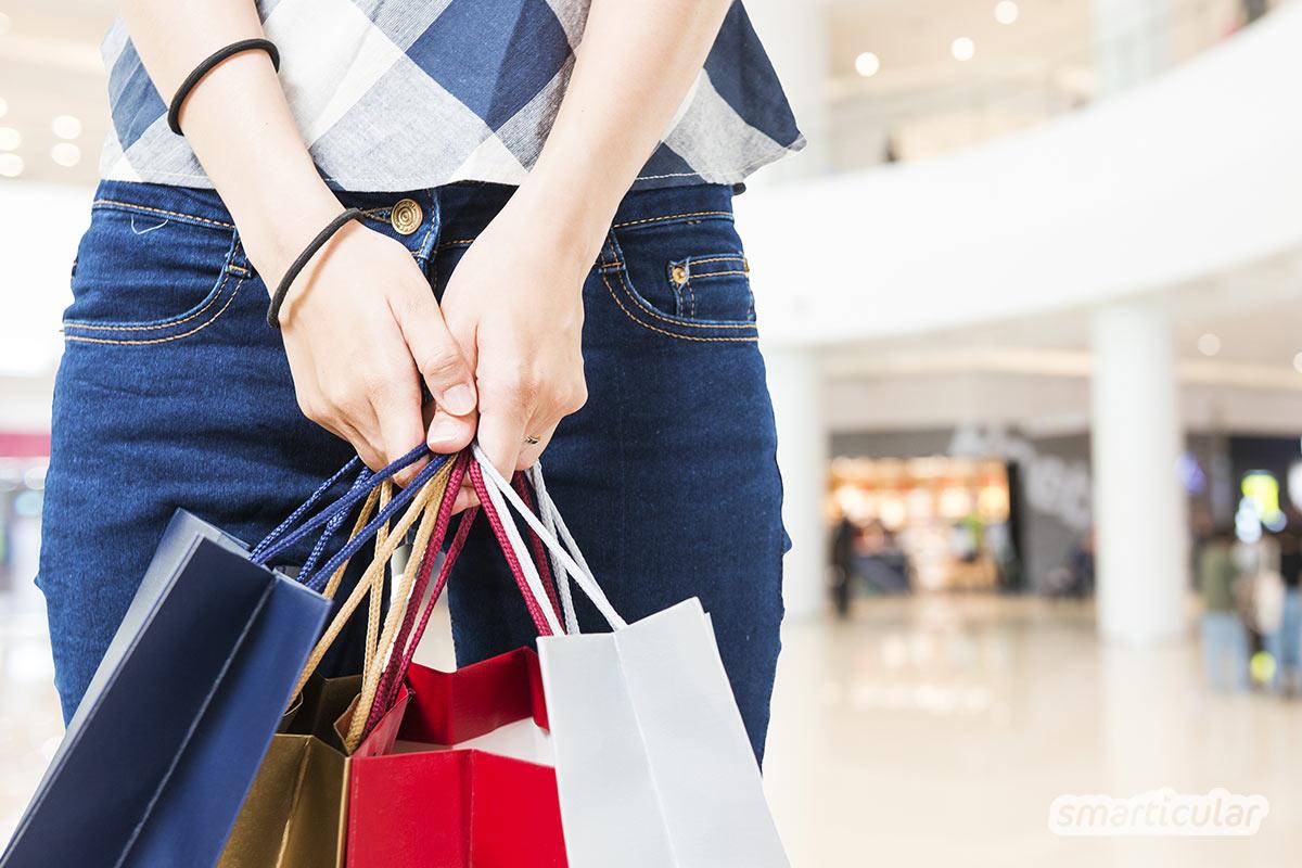 Als Gegenbewegung zum Black-Friday findet alljährlich der Kauf-nix-Tag statt und ruft zum Konsumverzicht auf. Nutze ihn doch als Statement für ein nachhaltiges Leben!