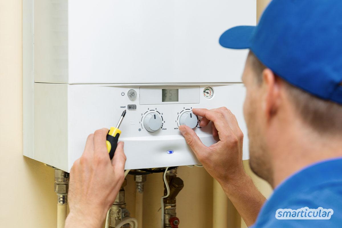 Wer richtig heizt, spart wertvolle Energie und bares Geld. Die Wohnung warm zu halten und dennoch umweltbewusst zu heizen, ist einfach umzusetzen.