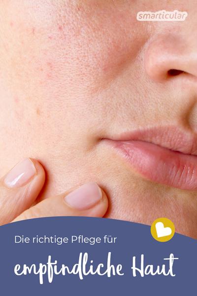 Wenn empfindliche Haut juckt oder spannt, ist die Pflege mit natürlichen Produkten empfehlenswert. Viele Pflanzenöle, Hydrolate und Heilpflanzen eignen sich optimal, um sensible Haut zu beruhigen und zu schützen.