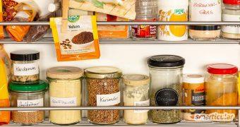 Wenn das MHD von Gewürzen abgelaufen ist, müssen sie nicht unbedingt entsorgt werden. Currypulver und Gewürze im Ganzen wie Zimtstangen lassen sich noch vielseitig verwenden!