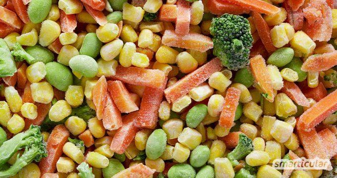 Lebensmittel durch Einfrieren haltbar zu machen, ist eigentlich ganz einfach. Hier findest du alle wichtigen Tipps und Tricks und erfährst, was beim Einfrieren zu beachten ist.