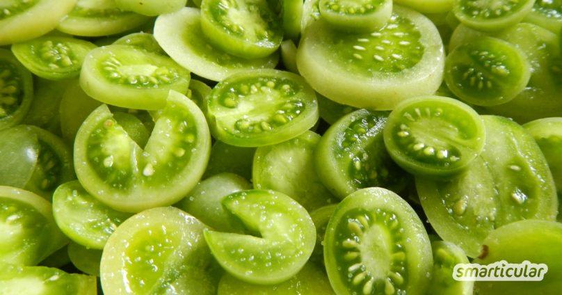 Tomaten Ungesund