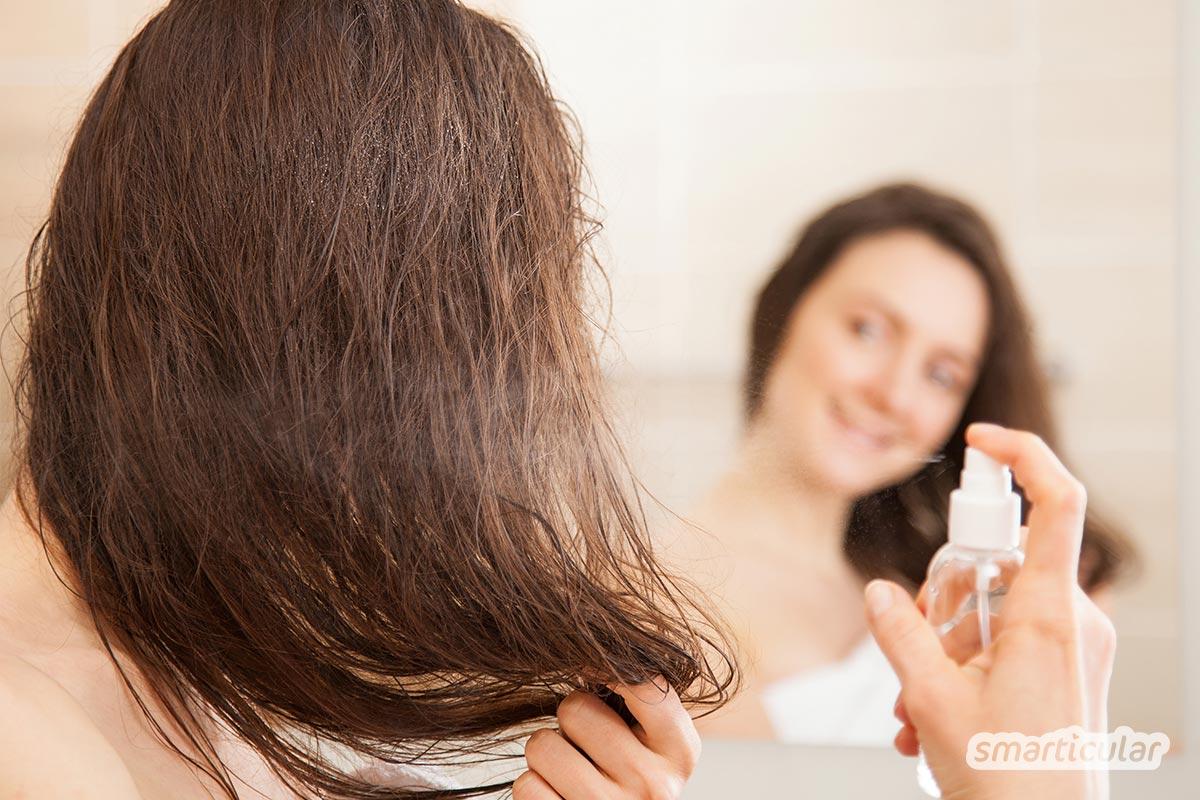 Wer Bier als Haarfestiger ausprobiert, wird positiv überrascht sein. Es verleiht dem Haar Standkraft und versorgt es zusätzlich mit Vitaminen - ganz ohne Bierfahne.