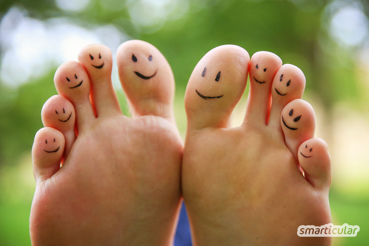 Nail fungus is better treated by a doctor. Preventing nail fungus and athlete's foot is best done with home remedies!