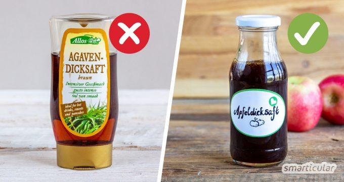 Apfeldicksaft selber zu machen gelingt fast wie von selbst - eine lohnende Idee, um die reiche Apfelernte im Herbst vielseitig zu nutzen!