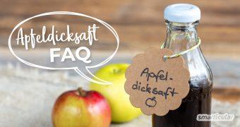 Apfeldicksaft ist eine beliebte Alternative zu Zucker, aber was ist das überhaupt und warum ist er gesünder als Haushaltszucker?