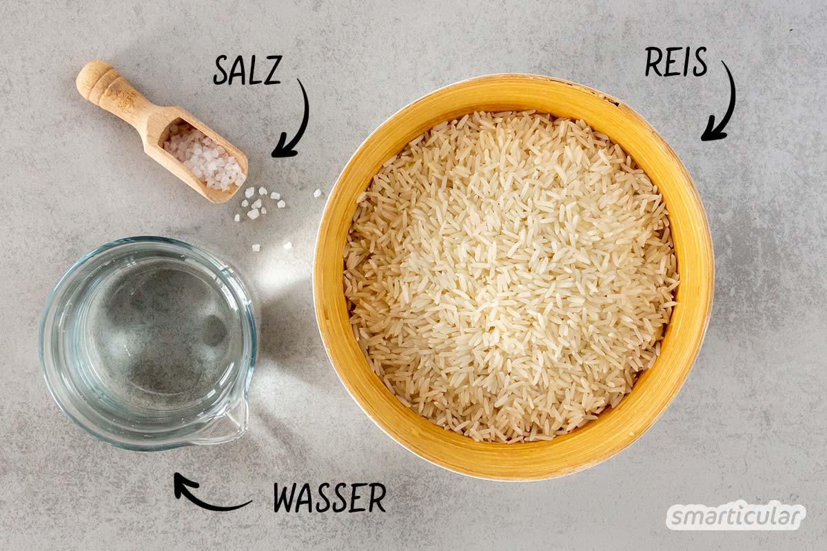 Reispfannkuchen sind nicht nur glutenfrei und abwechslungsreich, sie lassen sich auch ganz einfach selber machen - mit deinen Lieblingszutaten!