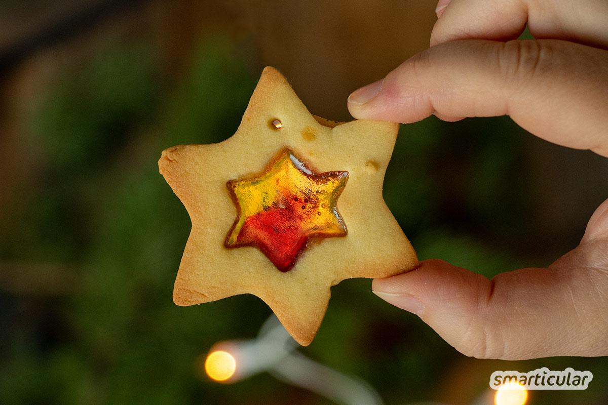 Essbarer Christbaumschmuck ist wandelbar und verbraucht unter dem Jahr keinen wertvollen Stauraum. Mit diesen Rezepten erfreust du Auge und Gaumen!