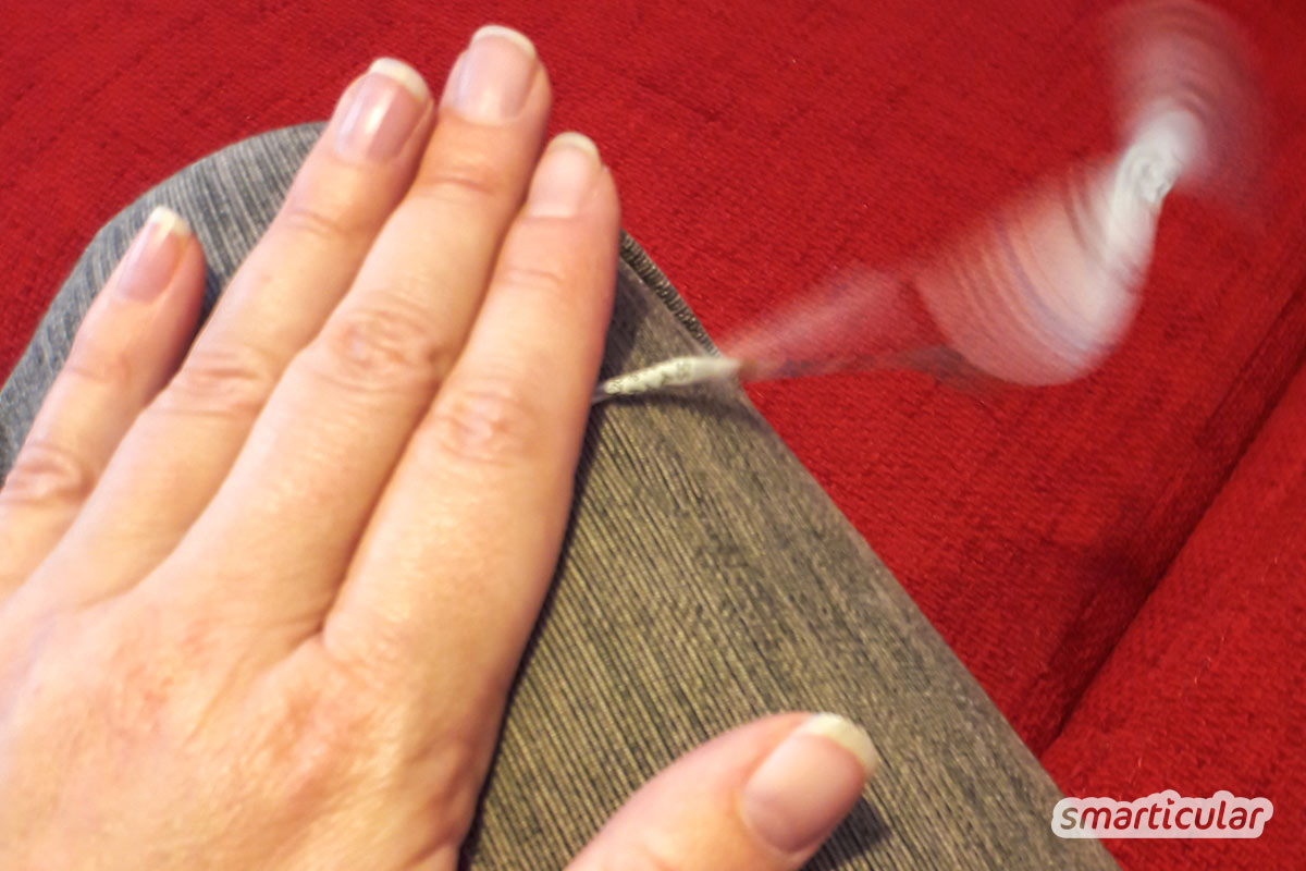 Papiergarn oder auch Paper Yarn als Geschenkband oder für den Haushalt lässt sich aus Zeitungspapier ganz einfach selber machen.
