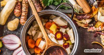 Diese Rezepte für Wintergemüse bringen wohlige Wärme von außen und innen - ideal für Schmuddelwetter und kalte Wintertage.