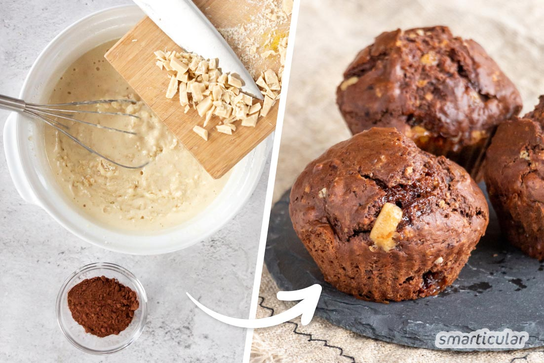 Mit diesem Muffin-Grundrezept lässt sich aus wenigen Zutaten schnell und einfach ein Muffinteig zubereiten - vielfältig abwandelbar, für jeden Geschmack etwas dabei!
