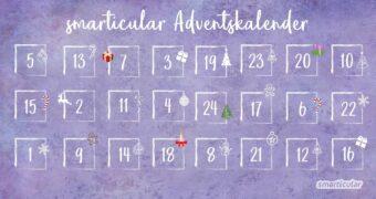 Der smarticular-Adventskalender 2020 - jeden Tag eine neue Überraschung!