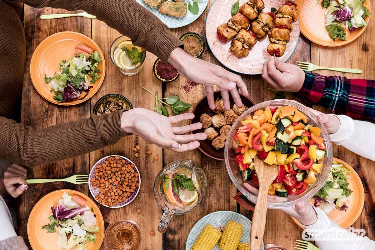 Zu essen, was man will und wann man will, klingt viel zu schön, um wahr zu sein. Intuitives Essen macht's aber möglich! 10 Tipps für den Einstieg.