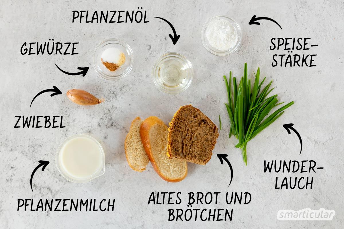 Wunderlauch und Bärlauch sind im Frühling vielerorts wild zu finden. Mit diesem Rezept für vegane Bärlauch-Knödel lassen sie sich abwechslungsreich verarbeiten.