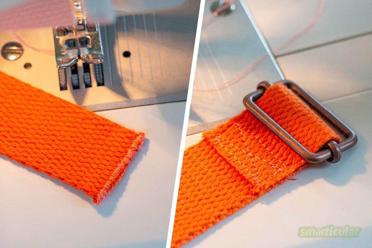 Ein Wetbag für den geruchs- und auslaufsicheren Transport benutzter Windeln oder nasser Schwimmsachen lässt sich einfach selber nähen.