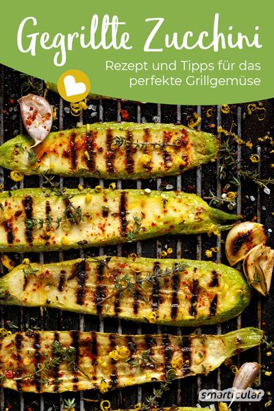 Zucchini gehören zu den beliebtesten Gemüsesorten für den Grill. Was es beim Zucchini grillen zu beachten gibt und wie sie immer gelingen, erfährst du hier.
