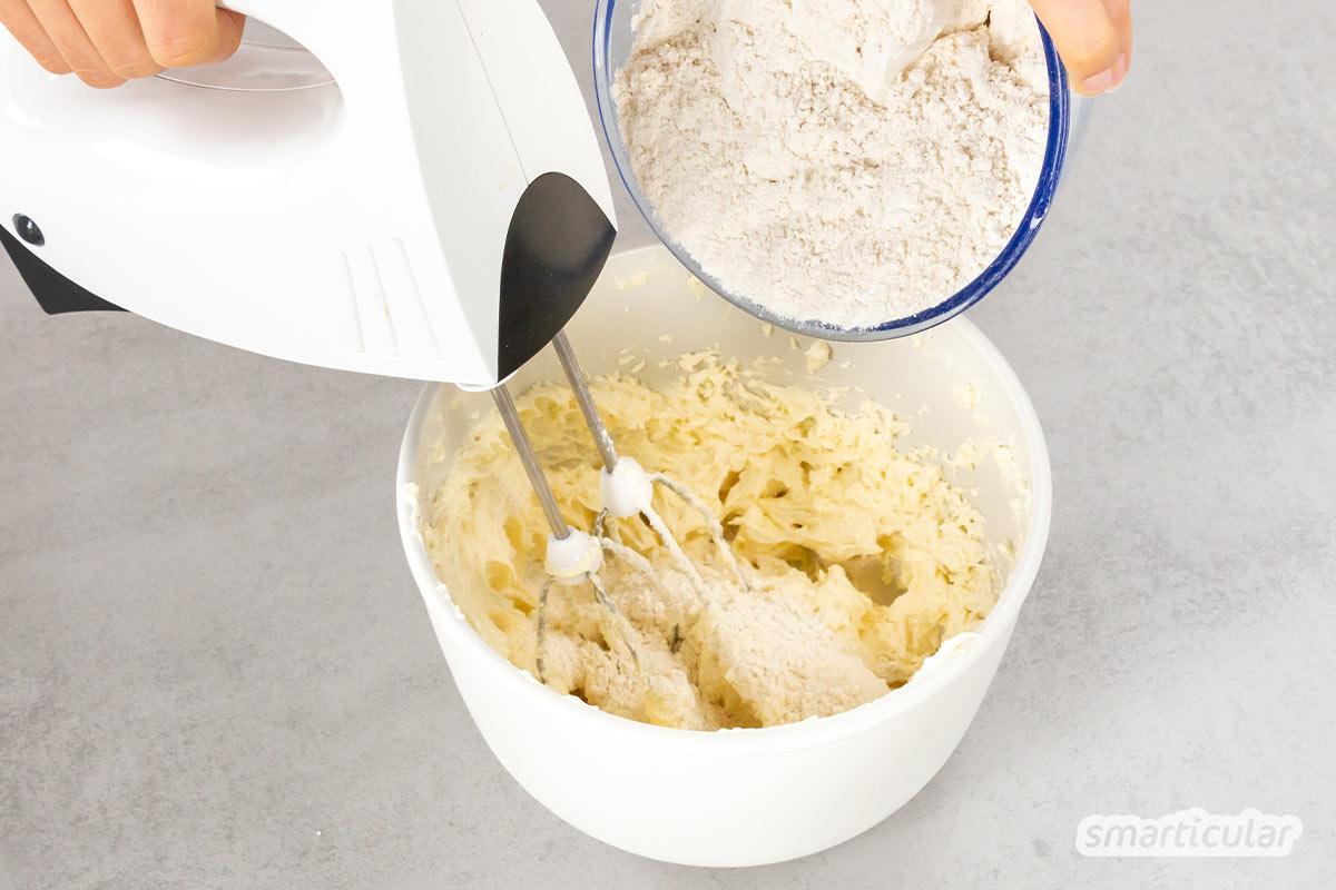 Das Eis-Erlebnis für zu Hause wird erst mit Eistüten so richtig original! Mit diesem Rezept kannst du dir Eiswaffeln selber machen - auch ohne Hörncheneisen.