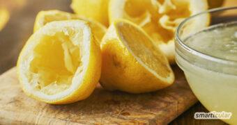 Die Zitrone ist ein Multitalent – nicht nur in der Küche. Auch als Reinigungsmittel, Schönheitselixier und Heilmittel lassen sich Zitronen verwerten.