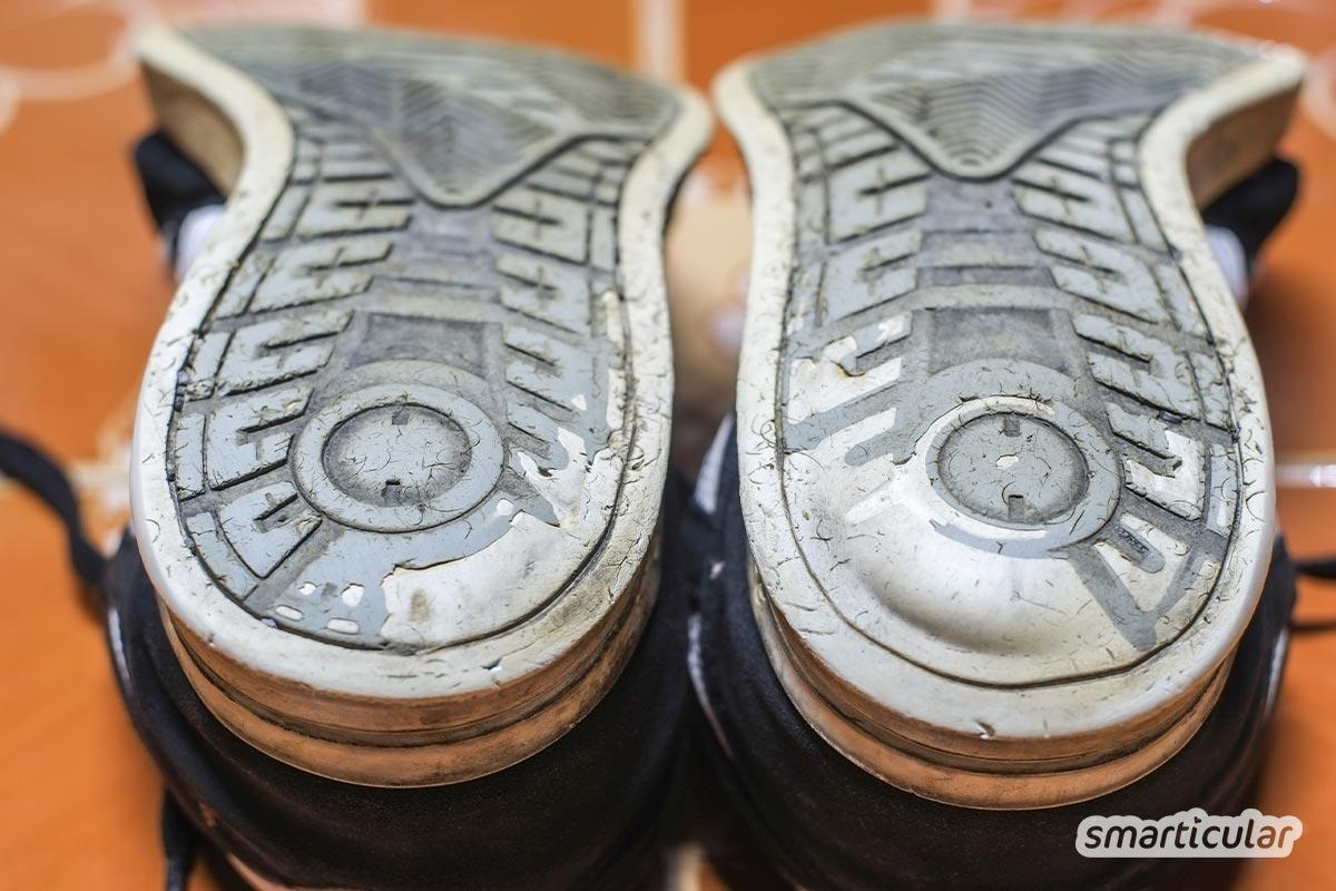 Nachhaltige Schuhe sind gar nicht so einfach zu finden. Hier findest du die wichtigsten Tipps für umweltfreundliches Schuhwerk.